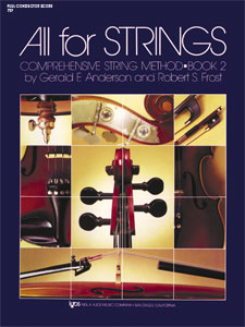 All For Strings Book 2 (CID-AFS2)