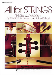 All For Strings Theory Workbook 1 (CID-AFSTW1)