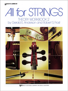 All For Strings Theory Workbook 2 (CID-AFSTW2)