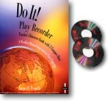 Do It! Play Recorder Book 1 w/ CD (CID-M438)