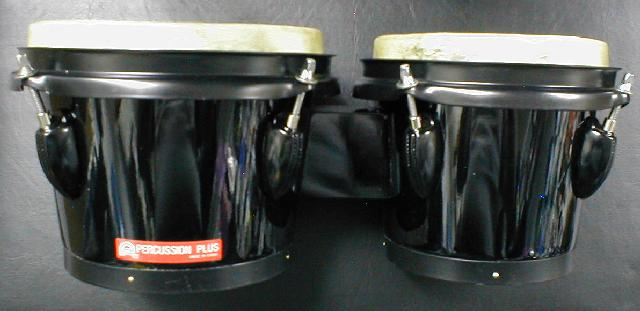 Percussion Plus Wood Tunable Bongs (CID-PP714)