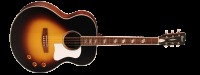 Cort CJ Retro Jumbo Acoustic Electric Guitar - Vintage Sunburst Matt (CJRETROVSM)