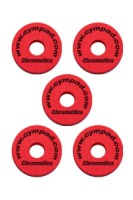 Cympad Chromatics 40/15mm Red Set (CS155R)