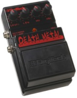 DigiTech Death Metal Distortion Pedal (DDM)