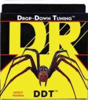 DR DDT Drop Down Tuning 10 – 60 Electric Guitar String Set (DDT1060)