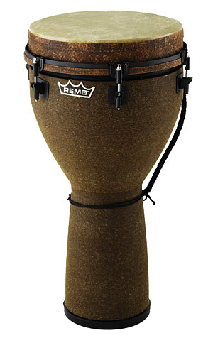 "Remo Earth Djembe Drum - 10"" (DJ001005)"