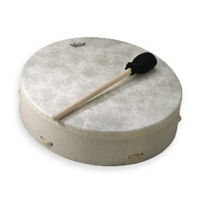 Remo Buffalo Drum, Plain (E10300)