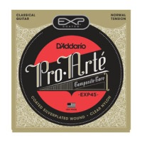 D'Addario EXP45 Coated Classical Normal Tension (EXP45)