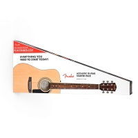 Fender FA-115 Dreadnought Pack, Natural (FA115)