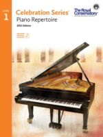 Royal Conservatory Celebration Series® Piano Repertoire 1 2015 Edition (FHMC5R01)