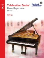 Royal Conservatory Celebration Series® Piano Repertoire 2 2015 Edition (FHMC5R02)