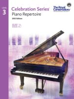 Royal Conservatory Celebration Series® Piano Repertoire 3 2015 Edition (FHMC5R03)