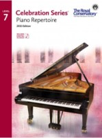 Royal Conservatory Celebration Series® Piano Repertoire 7 2015 Edition (FHMC5R07)
