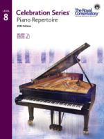 Royal Conservatory Celebration Series® Piano Repertoire 8 2015 Edition (FHMC5R08)