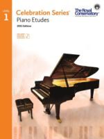 Royal Conservatory Celebration Series® Piano Etudes 1 (FHMC5S01)