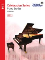 Royal Conservatory Celebration Series® Piano Etudes 2 (FHMC5S02)