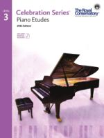 Royal Conservatory Celebration Series® Piano Etudes 3 (FHMC5S03)