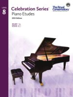 Royal Conservatory Celebration Series® Piano Etudes 8 (FHMC5S08)