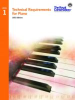 Royal Conservatory Piano Technical Requirements for Piano Level 1 (FHMTRP01)