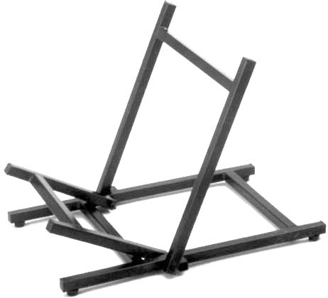 Stagg Tilting Floor Amplifier / Monitor Stand (GAS32)