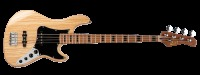 Cort GB64JJ Active Bass Guitar - Natural (GB64JJNAT)