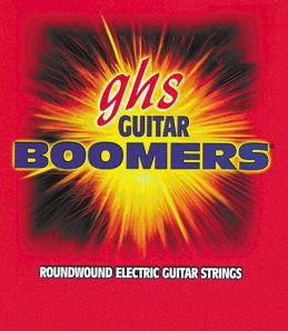 GHS Electric Guitar Boomers 7-String Medium 10 - 60 (GB7M)