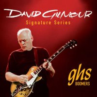 GHS DAVID GILMOUR SIGNATURE Reds - Gibson Guitar Strings - 10.5-50 (GBDGG)