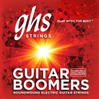 GHS Boomers® 6-String - Light / Extra Light 10 - 38 Set (GBLXL)