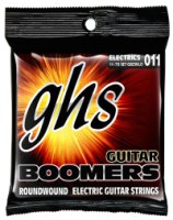 GHS Heavyweight Boomers Electric Guitar Strings Lo-Tune (GBZWLO)
