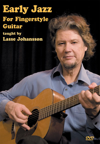 Early Jazz For Fingerstyle Guitar  DVD (GW991DVD)