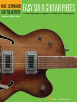 Easy Solo Guitar Pieces Hal Leonard Guitar Method Supplemental Songbook (HL00110407)