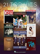21 Top Hits for Piano Solo (HL00123183)