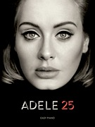 Adele – 25 for Easy Piano (HL00155394)