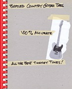 Bootleg Country Guitar Tabs 100% Accurate – All the Best Twangy Tunes (HL00160988)