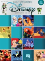 Contemporary Disney – 3rd Edition 50 Favorite Songs  P/V/G (HL00195620)