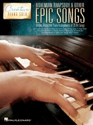 Bohemian Rhapsody & Other Epic Songs Creative Piano Solo (HL00196019)