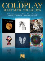 Coldplay Sheet Music Collection  PVG (HL00222686)