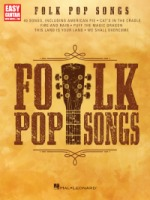 Folk Pop Songs for Easy Guitar with Notes & Tab (HL00222701)