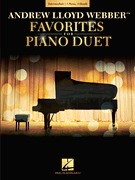 Andrew Lloyd Webber Favorites for Piano Duet Early Intermediate Level (HL00238453)