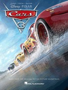 Cars 3 Music from the Motion Picture Soundtrack  P/V/G (HL00242528)