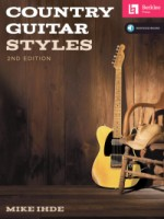 Country Guitar Styles – 2nd Edition Berklee Press (HL00254157)