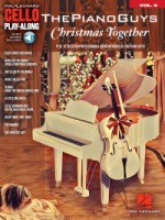 The Piano Guys – Christmas Together Cello Play-Along Volume 9 (HL00259568)