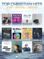 Top Christian Hits of 2018-2019 18 Powerful Songs  PVG (HL00289815)