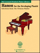 Hanon for the Developing Pianist Hal Leonard Student Piano Library (HL00296183)