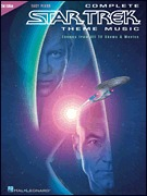 Complete Star Trek® Theme Music Themes from All TV Shows and Movies - Easy Piano (HL00316025)