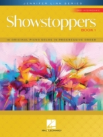 Showstoppers, Book 1 10 Original Easy Intermediate-Level Piano Solos in Progressive Order (HL00355594)