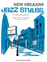 New Orleans Jazz Styles Mid-Intermediate Level (HL00415931)