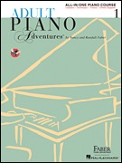 Adult Piano Adventures All-in-One Lesson Book 1 W/ Online Audio (HL00420242)