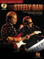 Steely Dan A Step-By-Step Breakdown of the Band's Guitar Styles and Techniques (HL00696015)