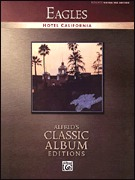 Eagles / Hotel California  GTR/TAB (HL00699858)